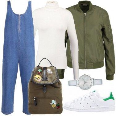 Outfit Una giornata tranquilla