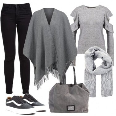 Outfit La lezione all\'università