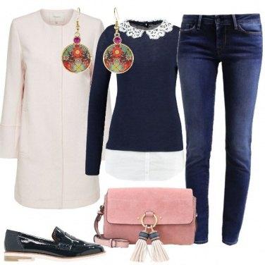 Outfit Delicata e raffinata