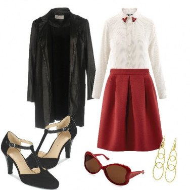 Outfit Love is in the air