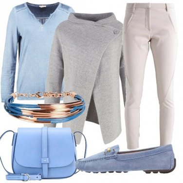 Outfit L\'azzurro