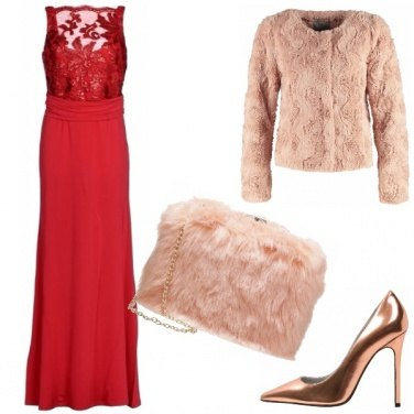 Outfit Per una notte da red carpet
