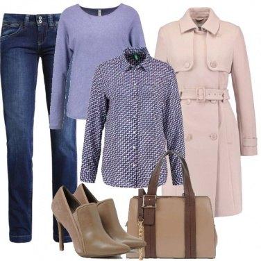 Outfit Dettagli di femminilità