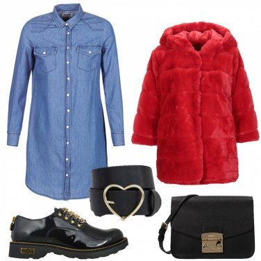 Outfit Un cuore di cintura