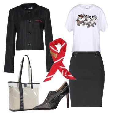 Outfit Be trendy in office