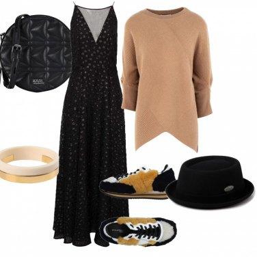 Outfit Caramello per l\'inverno