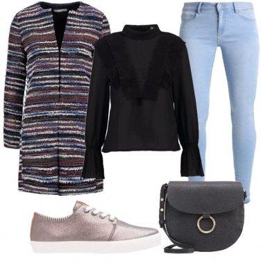Outfit Sportiva ed elegante