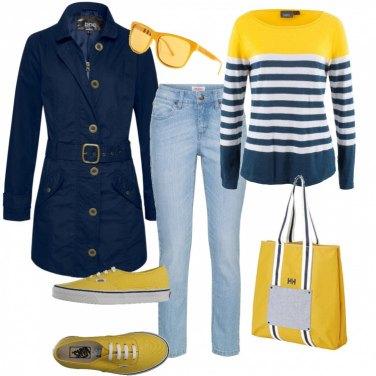 Outfit Stile nautico