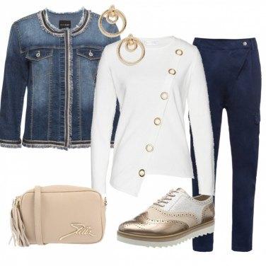 Outfit Casual chic per tutti i giorni