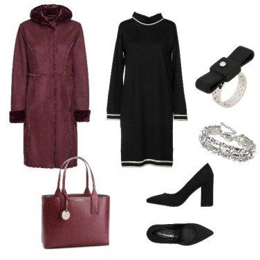 Outfit Chic, un fiocco prezioso