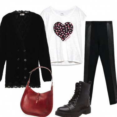 Outfit Rock #467