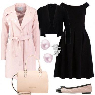 Outfit La perla rosa