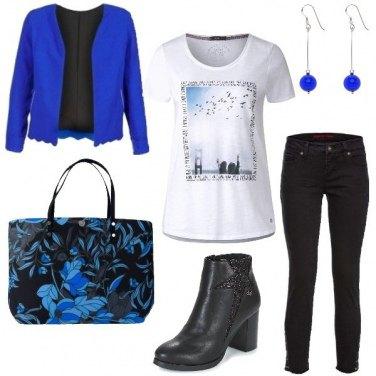 Outfit Blazer love