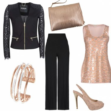 Outfit Love in RoseGold
