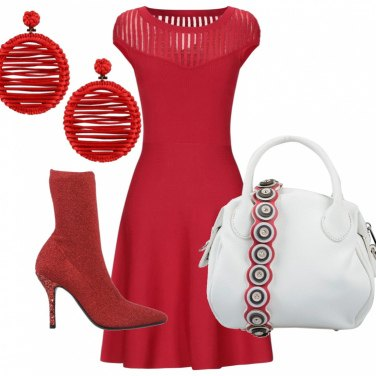 Outfit In rosso!