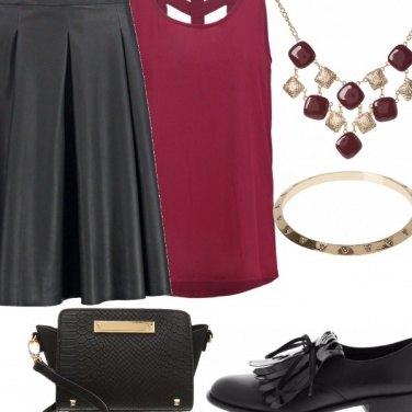 Outfit Un\'eleganza diversa