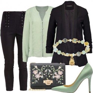 Outfit Un tocco d\'eleganza