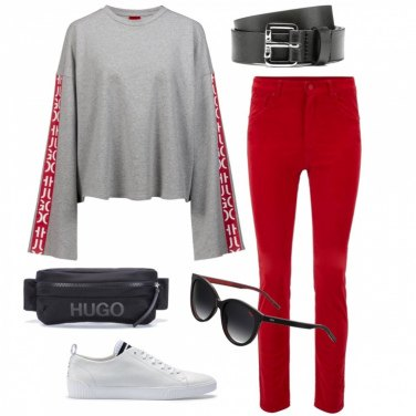 Outfit By Hugo Boss