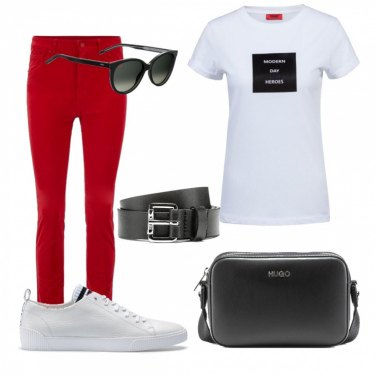 Outfit Hugo Boss