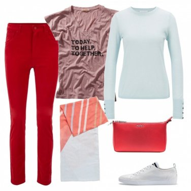 Outfit Sportiva ma non troppo