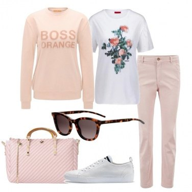 Outfit Semplice in Hugo Boss