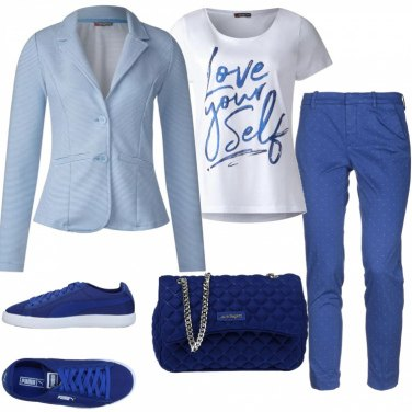 Outfit Domani relax