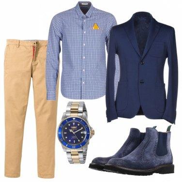 Outfit Per un pranzo di lavoro