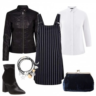 Outfit Gessato