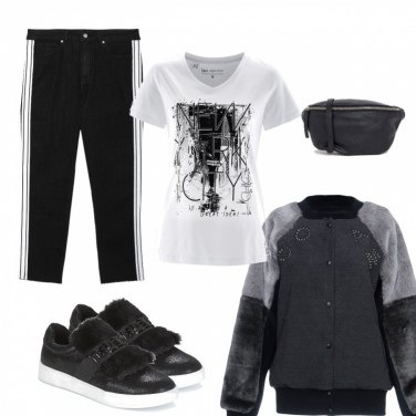 Outfit Giornata sport