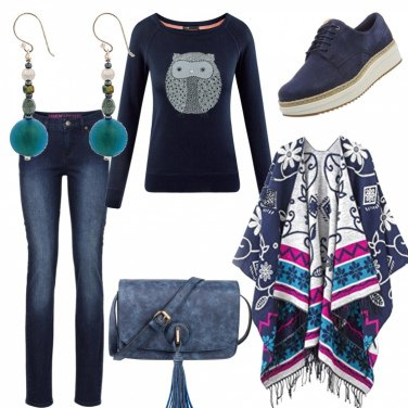 Outfit Etnico #288