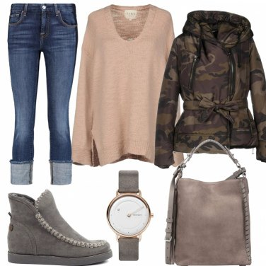 Outfit Basic #1887