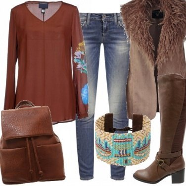 Outfit Texas girl