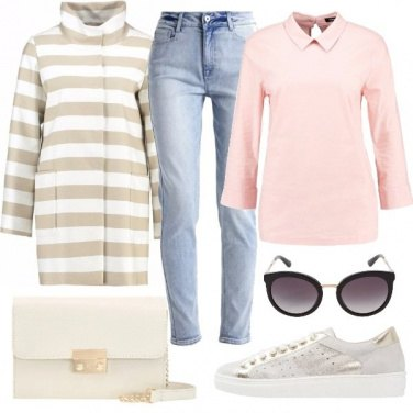 Outfit Weekend in chiaro