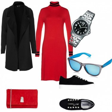 Outfit Urban, street chic