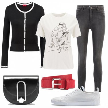 Outfit Total look Hugo Boss