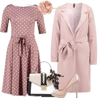 Outfit Benvenuto marzo