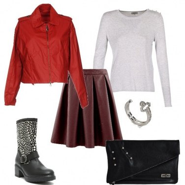 Outfit Il mio rock