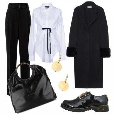 Outfit Confortevolmente chic