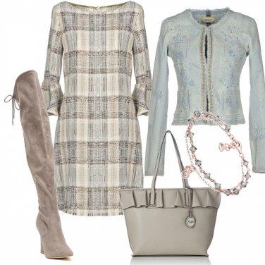 Outfit Abbinamento delicato