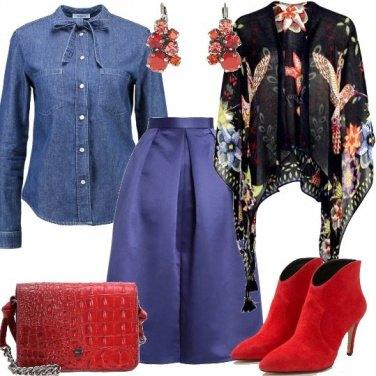 Outfit Dettaglio denim