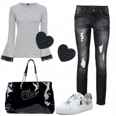 Outfit La borsa fashion