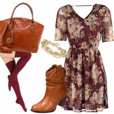 Outfit Come un sentiero d\'autunno