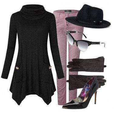 Outfit Aperitivo seduzione