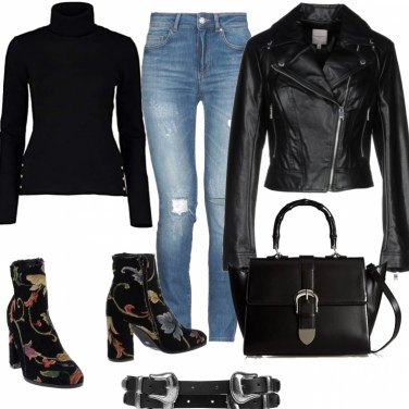 Outfit Look by Silvian Heach