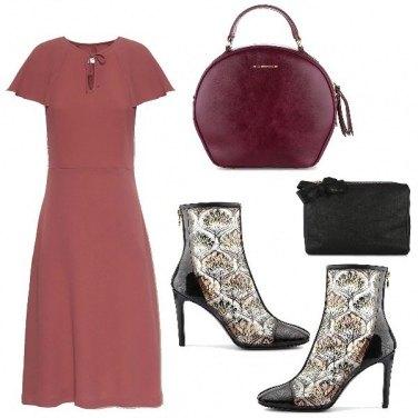 Outfit Neoclassica con gusto