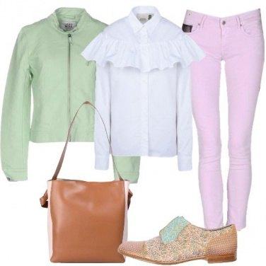 Outfit Colori nel quotidiano