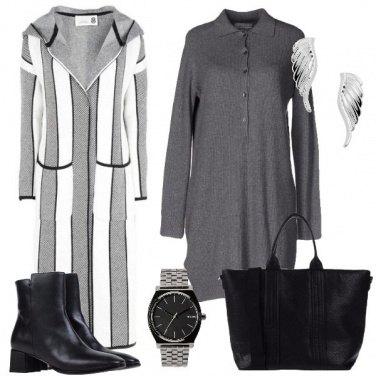 Outfit Mattina in centro