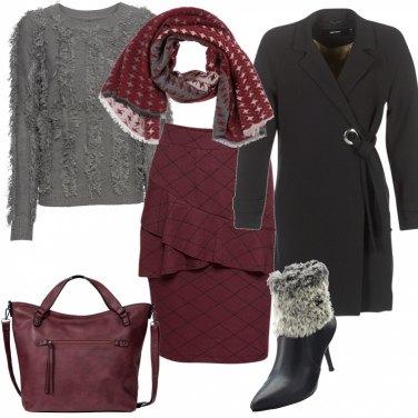 Outfit Giornata fredda