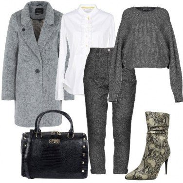Outfit Classe trendy