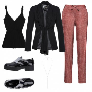 comprare a buon mercato prezzo all'ingrosso l'ultimo Come abbinare il scarpe stringate con fibbia nero: 54 Outfit Donna ...
